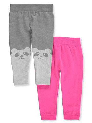 Limited Too Baby Girls' 2-Pack Fleece-Lined Leggings - CookiesKids.com