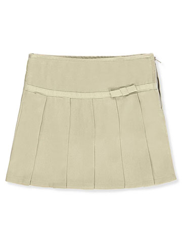 French Toast Girls' Pleated Scooter Skirt - CookiesKids.com