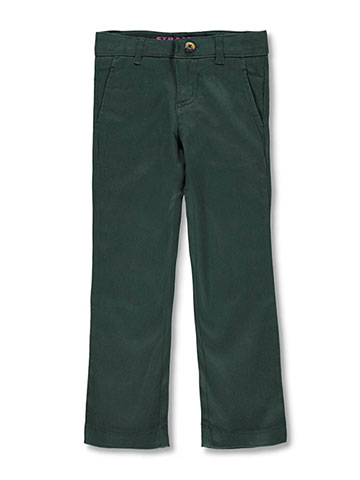 French Toast Girls' Straight Leg Pants - CookiesKids.com