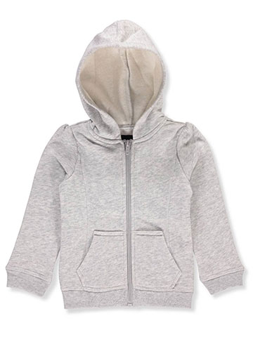 French Toast Baby Girls' Fleece Hoodie - CookiesKids.com