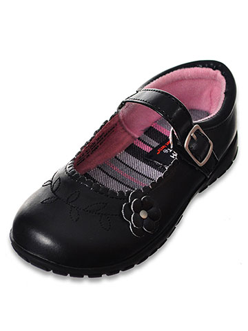 French Toast Girls' Mary Janes (Sizes 5 – 10) - CookiesKids.com