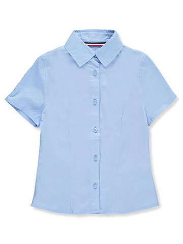 French Toast Girls' Button-Down Blouse - CookiesKids.com
