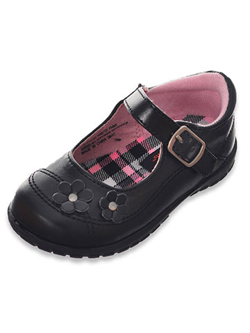 French Toast Girls' Mary Jane Shoes (Sizes 5 – 10) - CookiesKids.com
