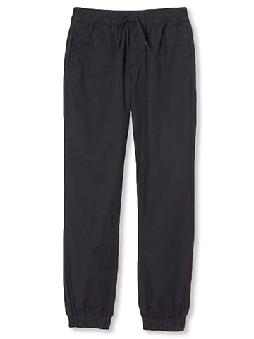 French Toast Boys' Twill Joggers - CookiesKids.com