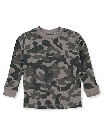French Toast Boys' L/S Thermal Top - CookiesKids.com