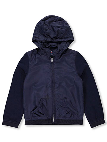 French Toast Hooded Jacket - CookiesKids.com