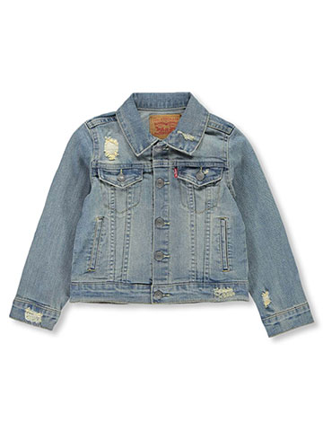 Levi's Boys' Denim Jacket - CookiesKids.com