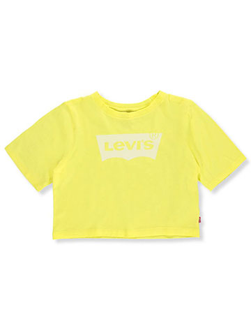 Levi's Girls' Cropped T-Shirt - CookiesKids.com