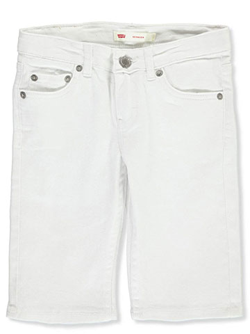 Levi's Girls' Bermuda Shorts - CookiesKids.com