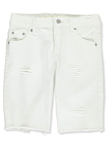 Levi's Girls' Short Shorts - CookiesKids.com