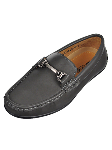 Easy Strider Boys' Driving Loafers (Sizes 6 – 8) - CookiesKids.com