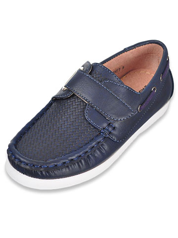Easy Strider Boys' Driving Shoes (Sizes 6 – 10) - CookiesKids.com