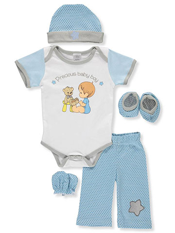 Infant Gift Ideas Layette Sets Booties Blankets