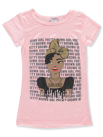 Miss Popular Girls' T-Shirt - CookiesKids.com