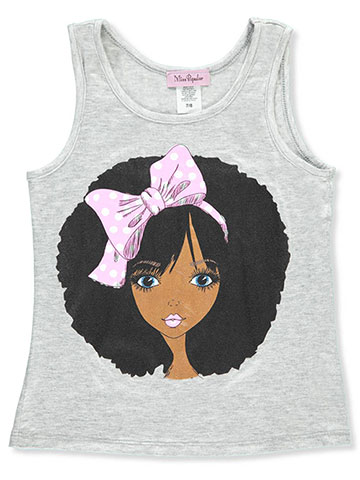 Miss Popular Girls' Tank Top - CookiesKids.com