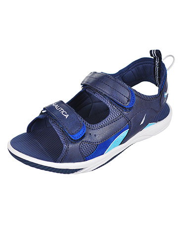 Nautica Boys' Helm Sport Sandals (Sizes 13 – 5) - CookiesKids.com