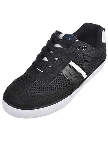 Nautica Boys' Gilford Low-Top Sneakers (Sizes 13 – 5) - CookiesKids.com