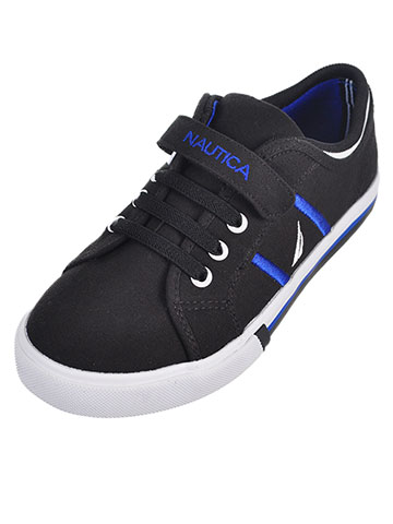 Nautica Boys' Edgeview Low-Top Sneakers (Sizes 13 – 5) - CookiesKids.com