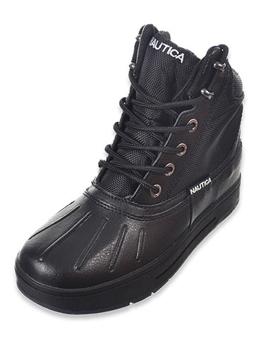 Nautica Boys' New Bedford Boots (Sizes 13 – 5) - CookiesKids.com