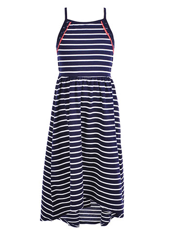 Nautica Girls' Maxi Dress - CookiesKids.com