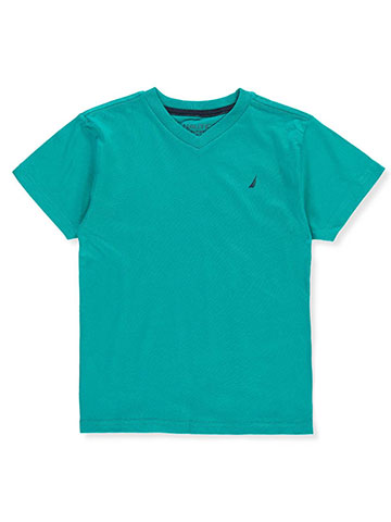 Nautica Boys' V-Neck T-Shirt - CookiesKids.com