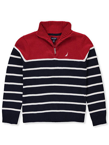 Nautica Boys' Sweater - CookiesKids.com