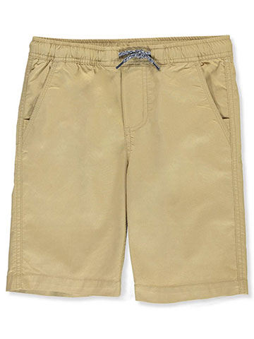 Nautica Boys' Stretch Twill Shorts - CookiesKids.com