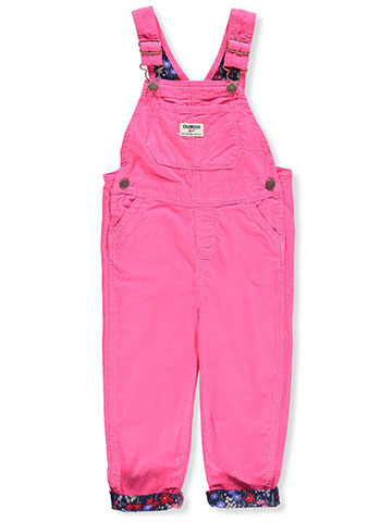 OshKosh Girls' Overalls - CookiesKids.com