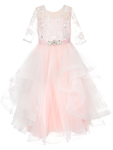 Princess Daliana Girls' Dress - CookiesKids.com