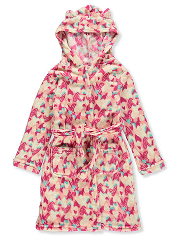 Limited Too Girls' Hooded Robe - CookiesKids.com