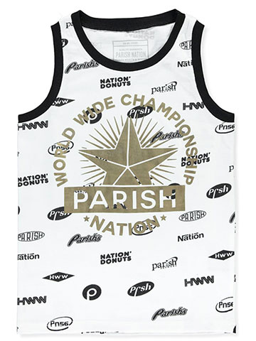 Parish Nation Boys' Tank Top - CookiesKids.com