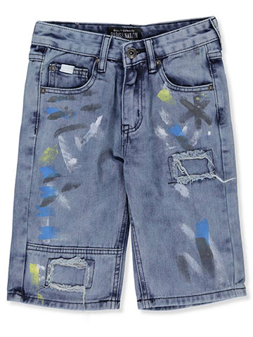 Parish Nation Boys' Denim Shorts - CookiesKids.com