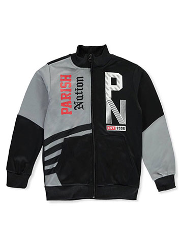 Parish Nation Boys' Tricot Jacket - CookiesKids.com