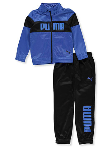 Puma Boys' 2-Piece Tracksuit Pants Set - CookiesKids.com