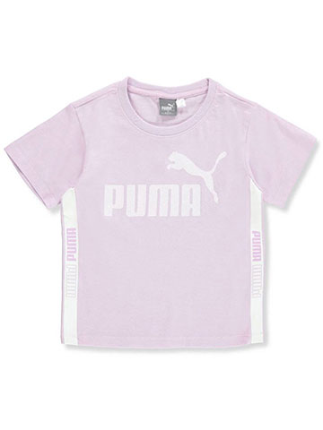 Puma Girls' T-Shirt - CookiesKids.com