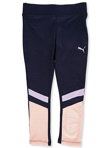 Puma Girls' Performance Leggings - CookiesKids.com