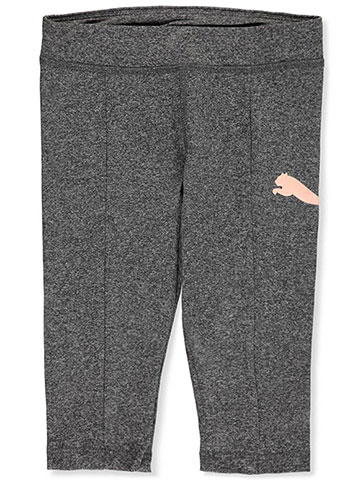 Puma Girls' Capri Leggings - CookiesKids.com