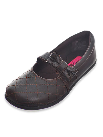 Rachel Girls' Mary Jane Shoes (Sizes 12 – 4) - CookiesKids.com