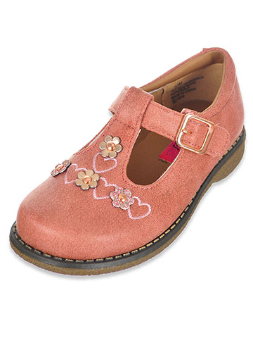 Rachel Girls' Mary Jane Shoes (Sizes 5 – 11) - CookiesKids.com