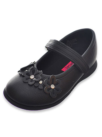 Rachel Girls' Mary Jane Shoes (Sizes 6 – 11) - CookiesKids.com