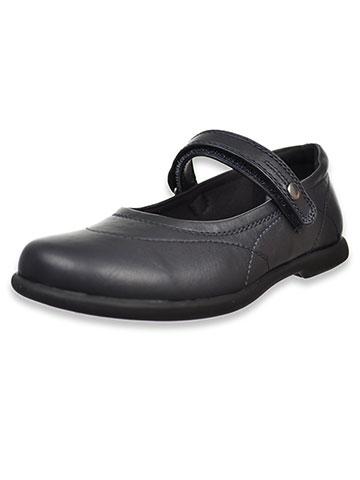 NEW Girl/'s Youth/'s RACHEL SHOES MARGIE Black Slip On  Flats Dress Shoes SZ 2