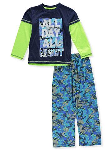 What's New Boys' 2-Piece Pajama Pant Set - CookiesKids.com