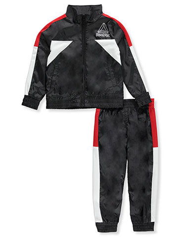 Reebok Boys' 2-Piece Tracksuit Pants Set - CookiesKids.com