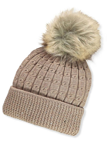 Connex Gear Girls' Beanie (Toddler One Size) - CookiesKids.com