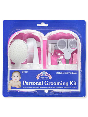 Baby King 10-Piece Personal Grooming Kit - CookiesKids.com