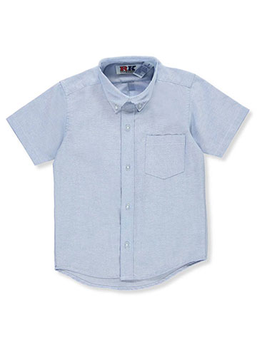 Rifle/Kaynee Boys' Button-Down Shirt - CookiesKids.com
