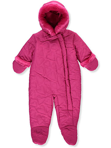 Rothschild Baby Girls' Insulated Pram Suit - CookiesKids.com