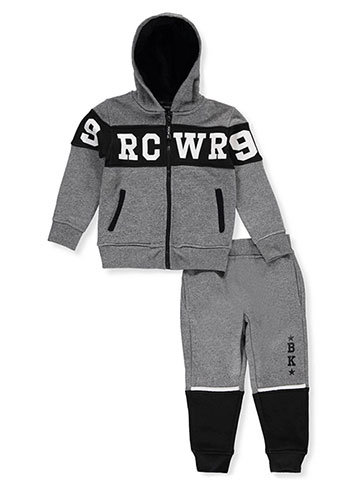 Rocawear Boys' 2-Piece Sweatsuit Pants Set - CookiesKids.com