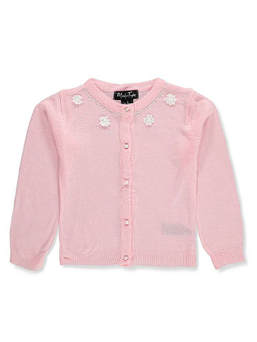 Marilyn Taylor Girls' Cardigan - CookiesKids.com