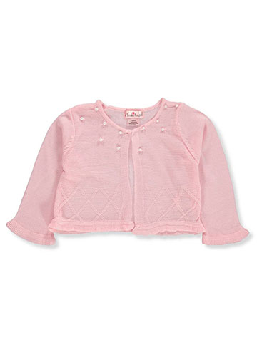 Pink Angel Baby Girls' Knit Shrug - CookiesKids.com